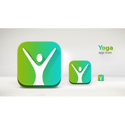 Yoga app icon