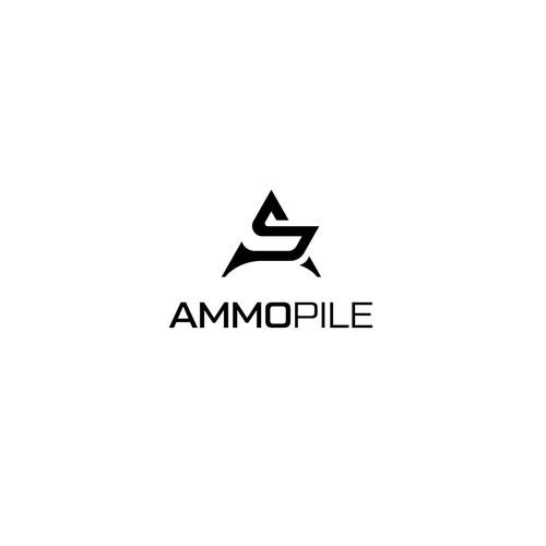 AmmoPile Ammunition Company Logo