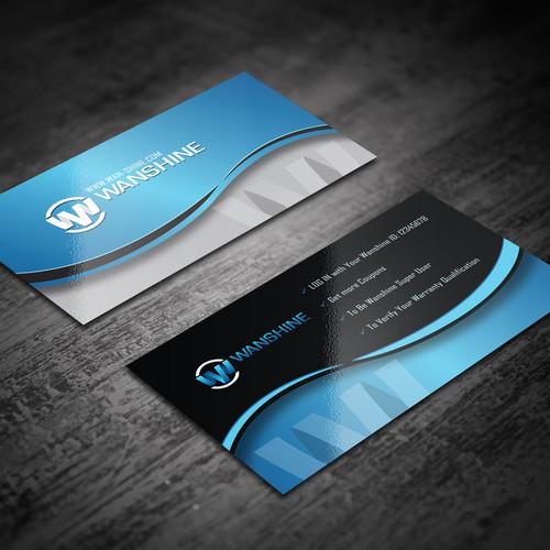Elegant Membership card