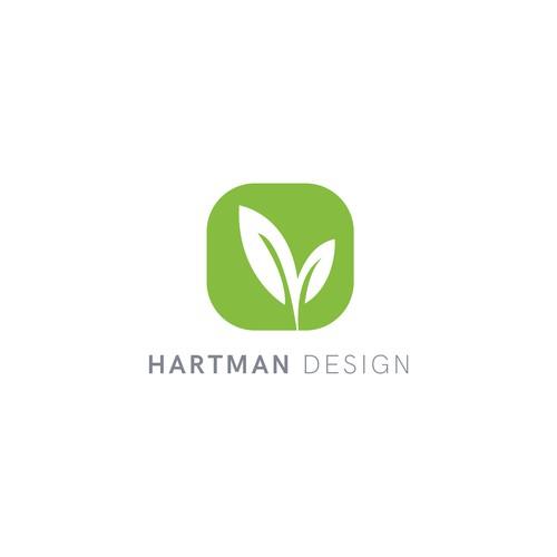 Logo for a garden architect bureau