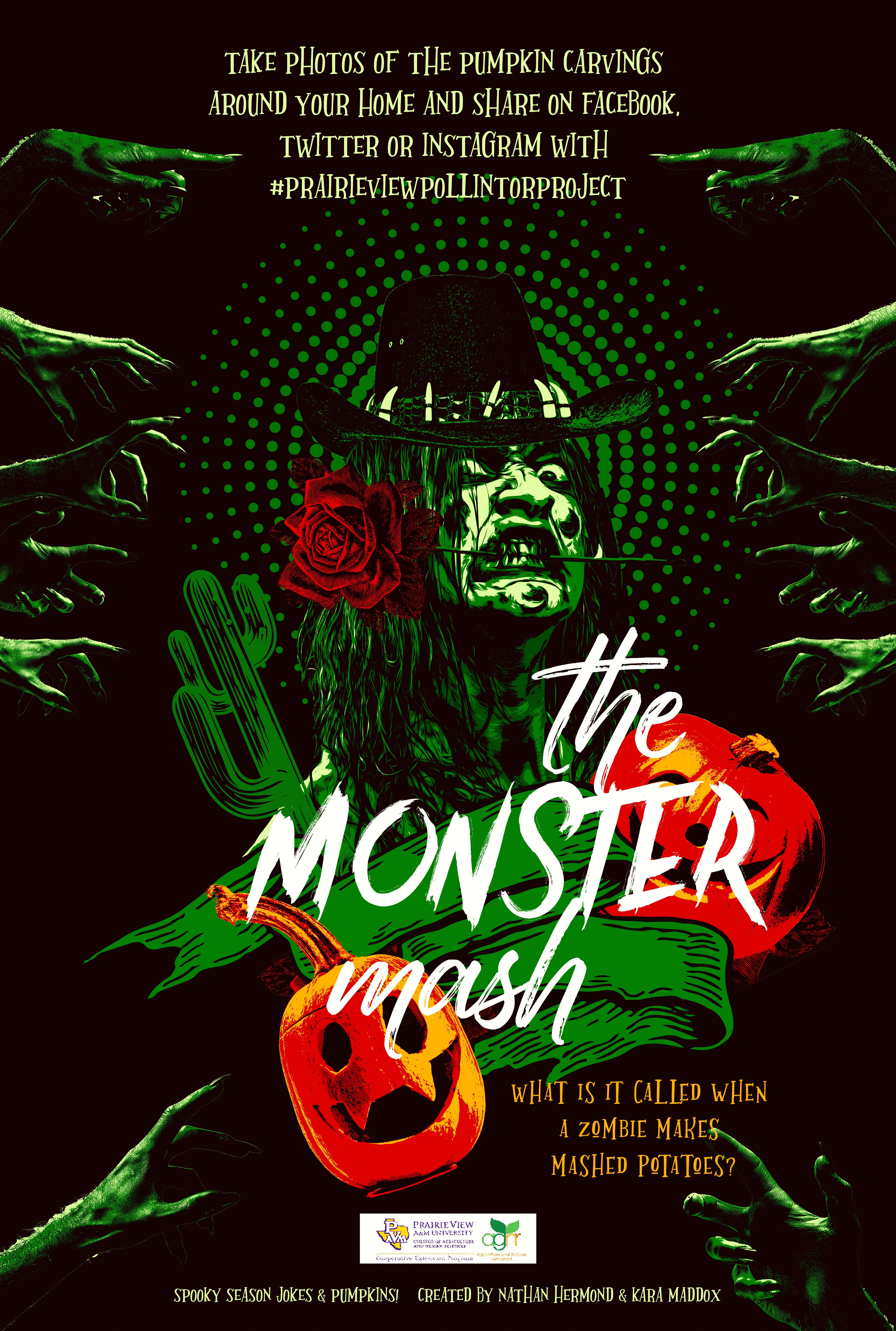 Spooky Jokers Needed for Halloween Poster Fun!