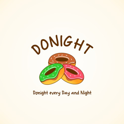 logo for donuts retail