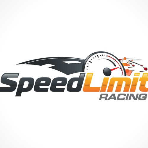 Speed Limit Racing needs a HOT logo!