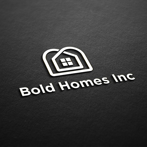 "Logo for ""Bold Homes Inc"""