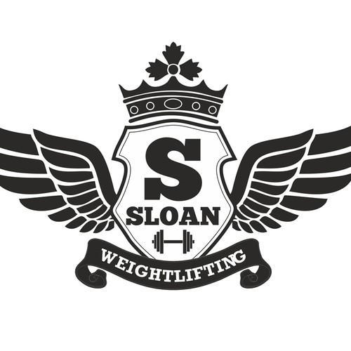 Logo for a Premium Weightlifting Brand