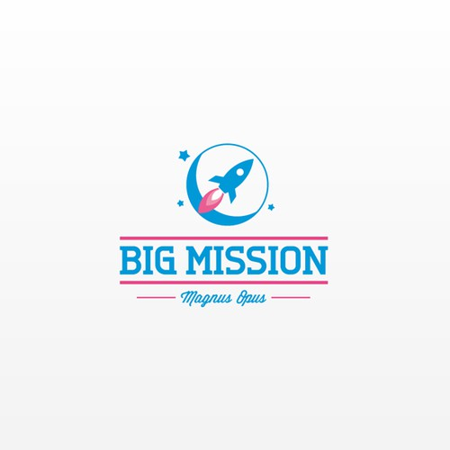 logo for BIG MISSION