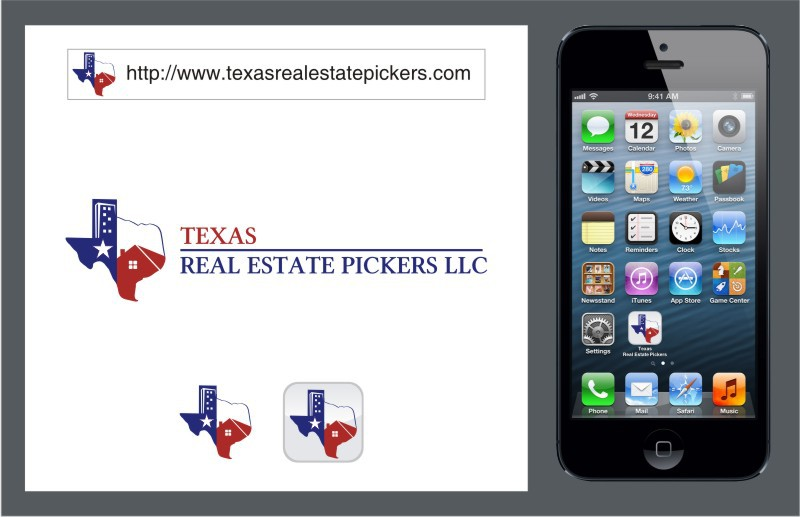 New logo wanted for Texas Real Estate Pickers LLC