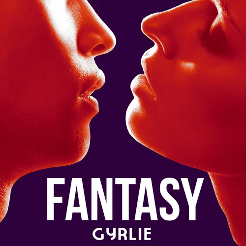 Fantasy by Gyrlie - Album Cover Design