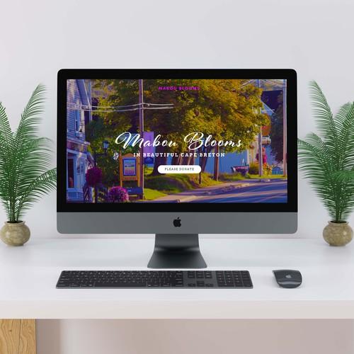 Successful Fundraising Website