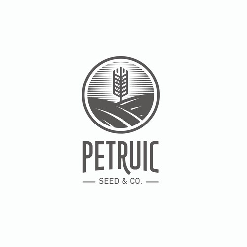 Logo for Petuic Seed Company