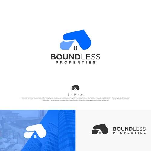 Boundless Properties — Real Estate Redevelopment Company branding.