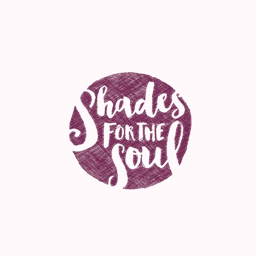 Handmade logo concept for Shade of Soul