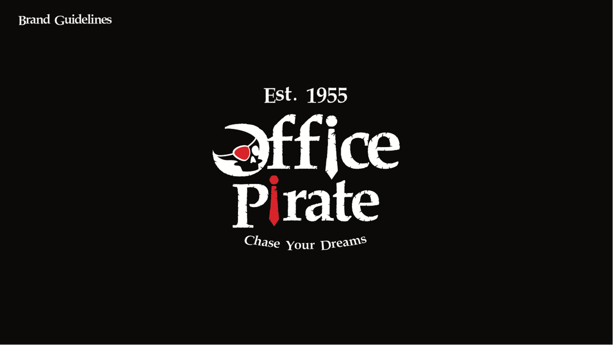 Office Pirate Brand Guide
