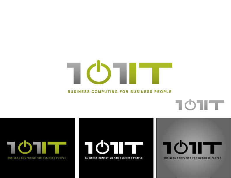 New logo wanted for 101 IT