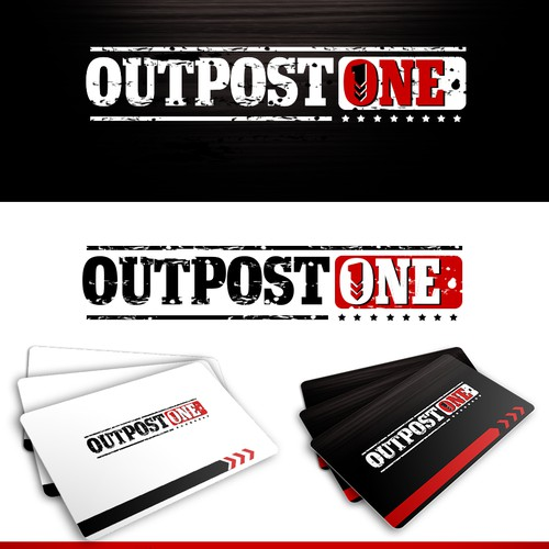 Help Outpost One with a new logo
