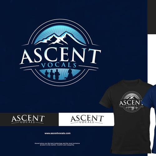 Logo Ascent Vocal