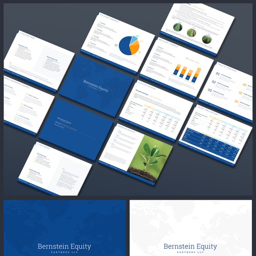 PowerPoint Template forBernstein Equity