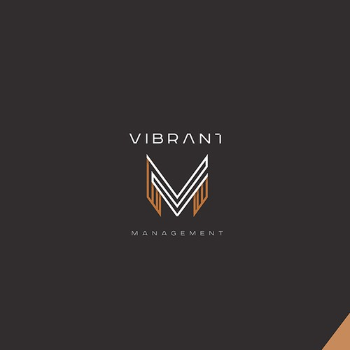 Logo for a Management Co.