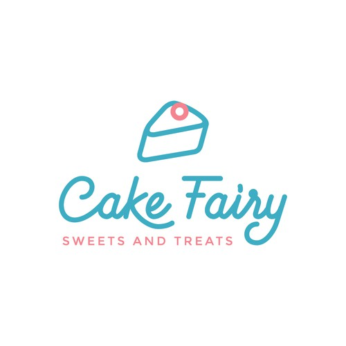 Simple Cake Logo