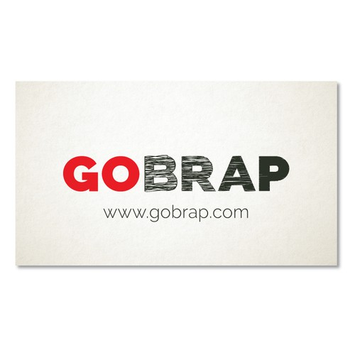 Logo and Business Card for Gobrap