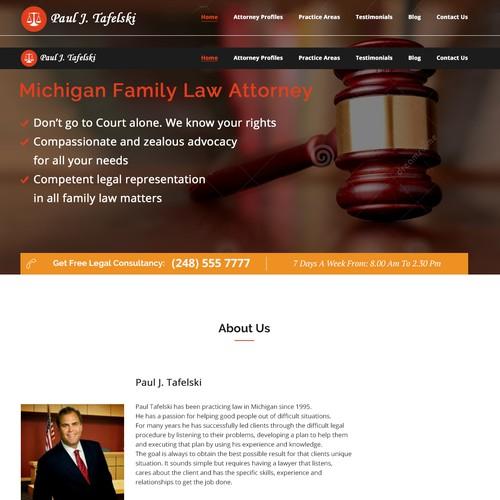 Michigan Family Law Attorney