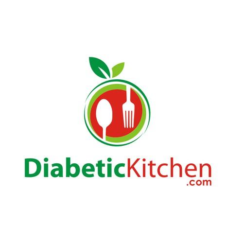 logo for DiabeticKitchen.com