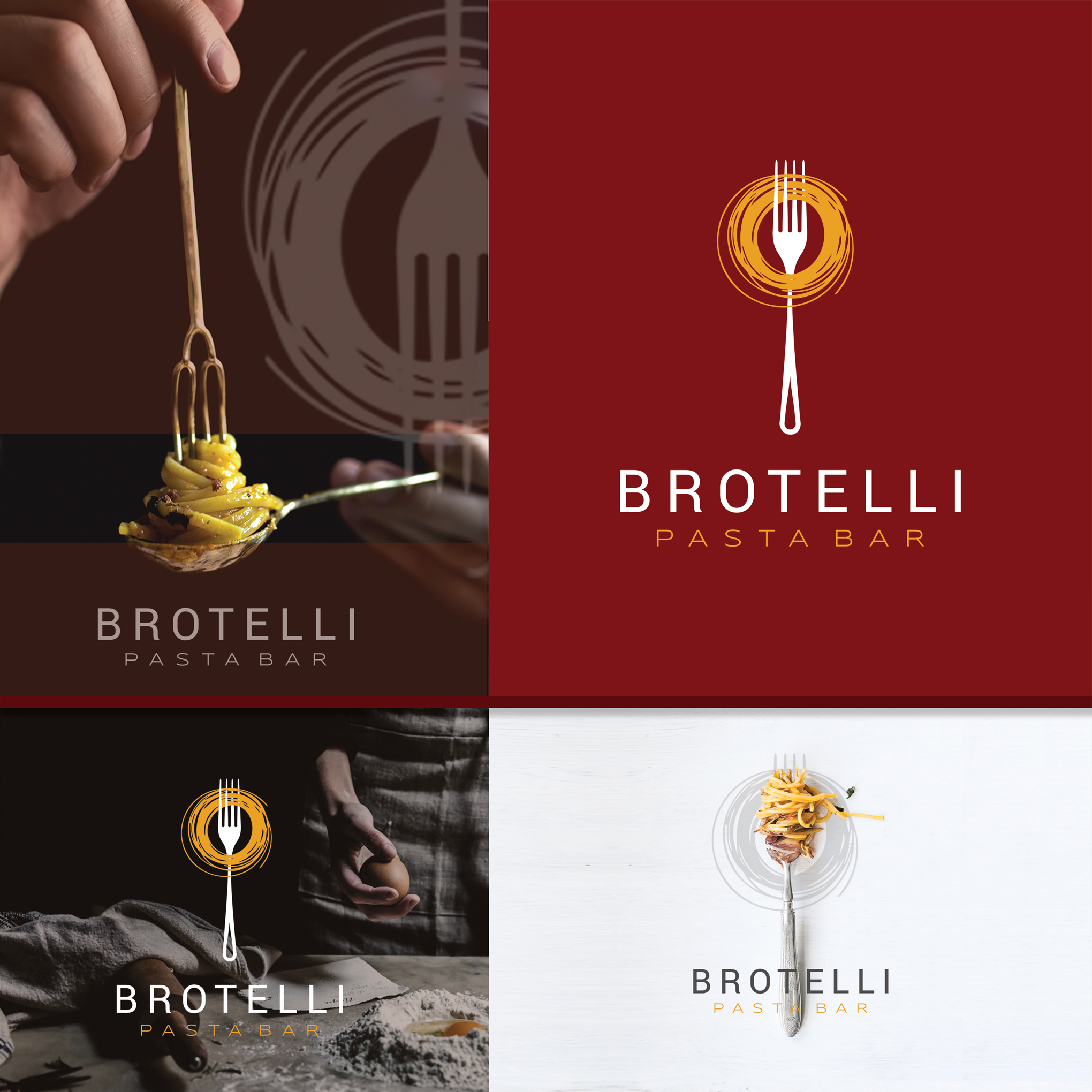 Re-work existing logo and box design