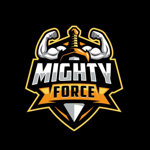 Mighty Force Logo