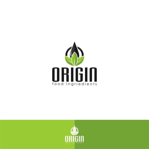 ORIGIN logo design