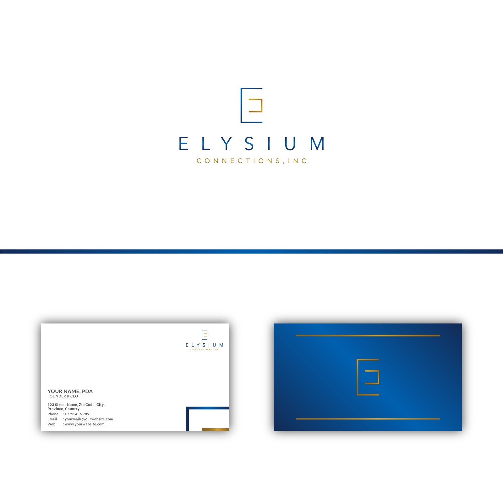 Elysium Connections - The Premier Consulting Firm that makes millionaries every year.  I bring Paradise Connections