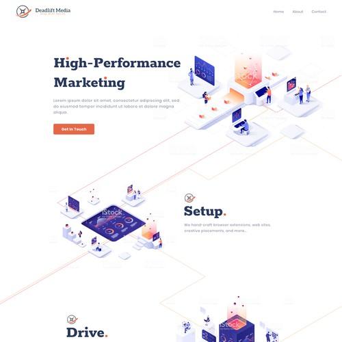 Digital Performance Marketing Company