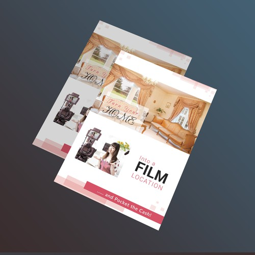 Photography Location Company Flyer Design