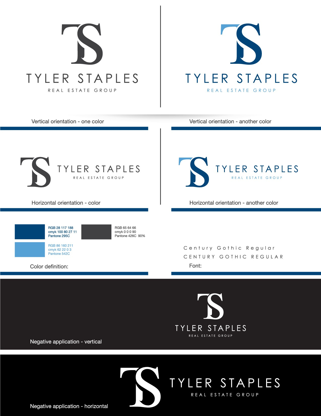 Creative, simple yet powerful logo for Real Estate Broker