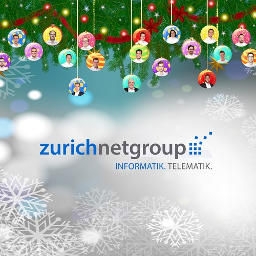 Card Design for Zurichnetgroup