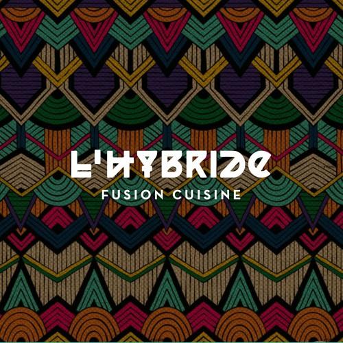 Logo design • L'Hybride
