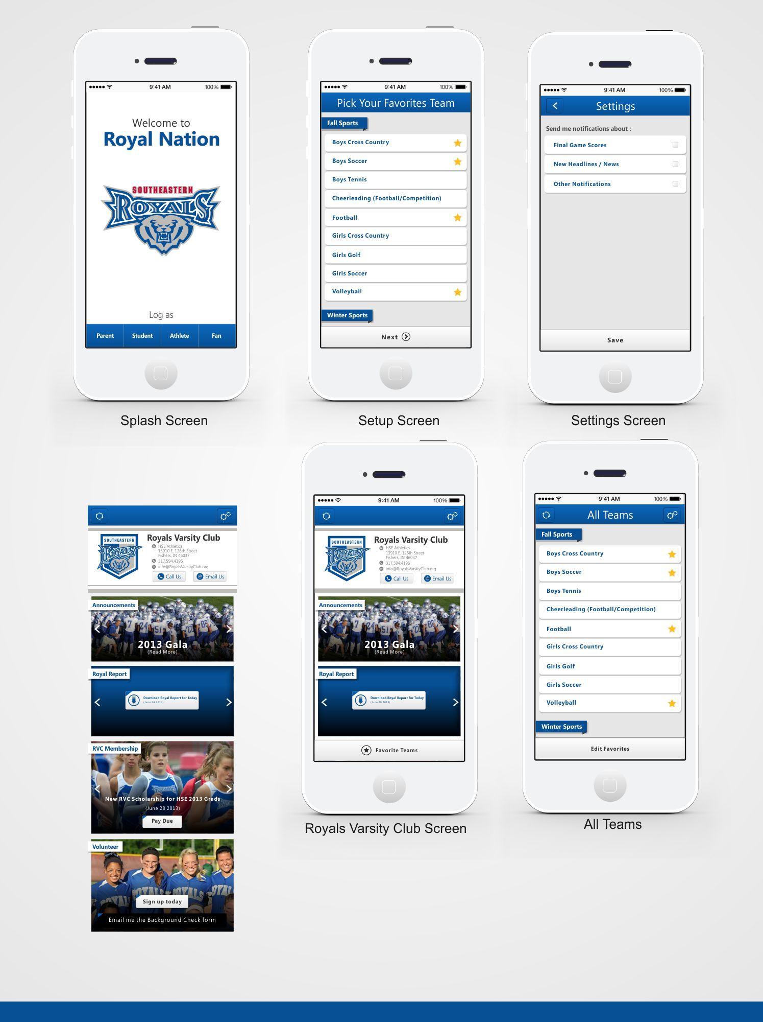 Beautiful & Clean iPhone App Design Needed