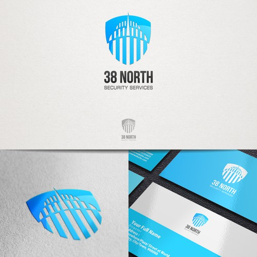 38 North  needs a new logo