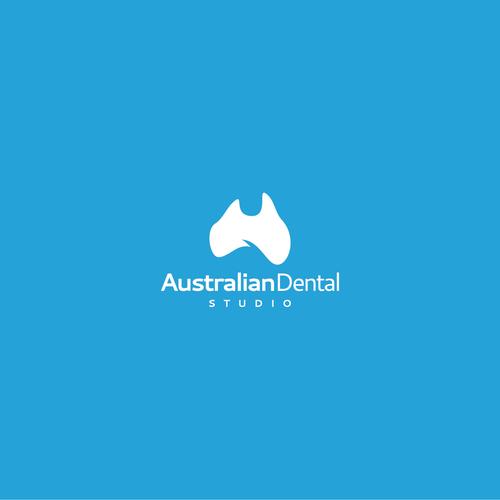 Logo concept for Australian Dental Studio