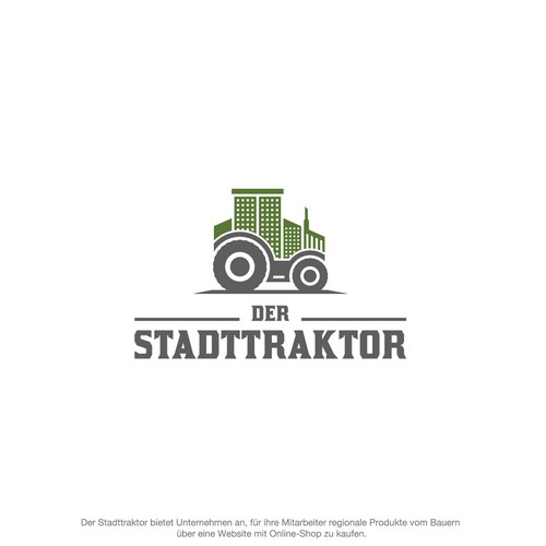 City Tractor logo