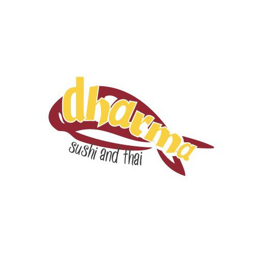 Create the next logo for Dharma