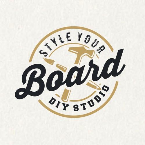Logo for a Creative Art Studio