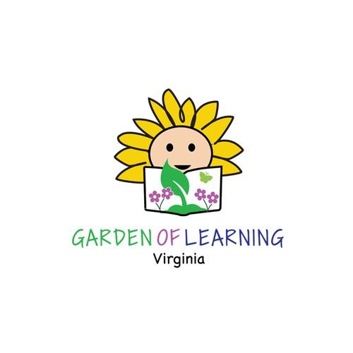 Fun childcare logo