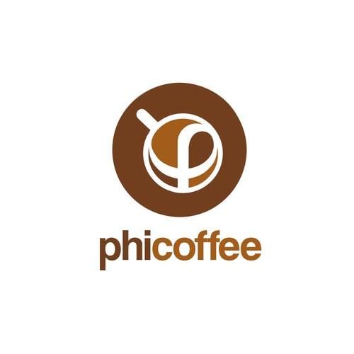 Logo Phi Cofee
