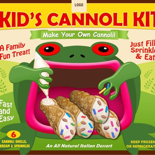 Kid's Cannoli Kit