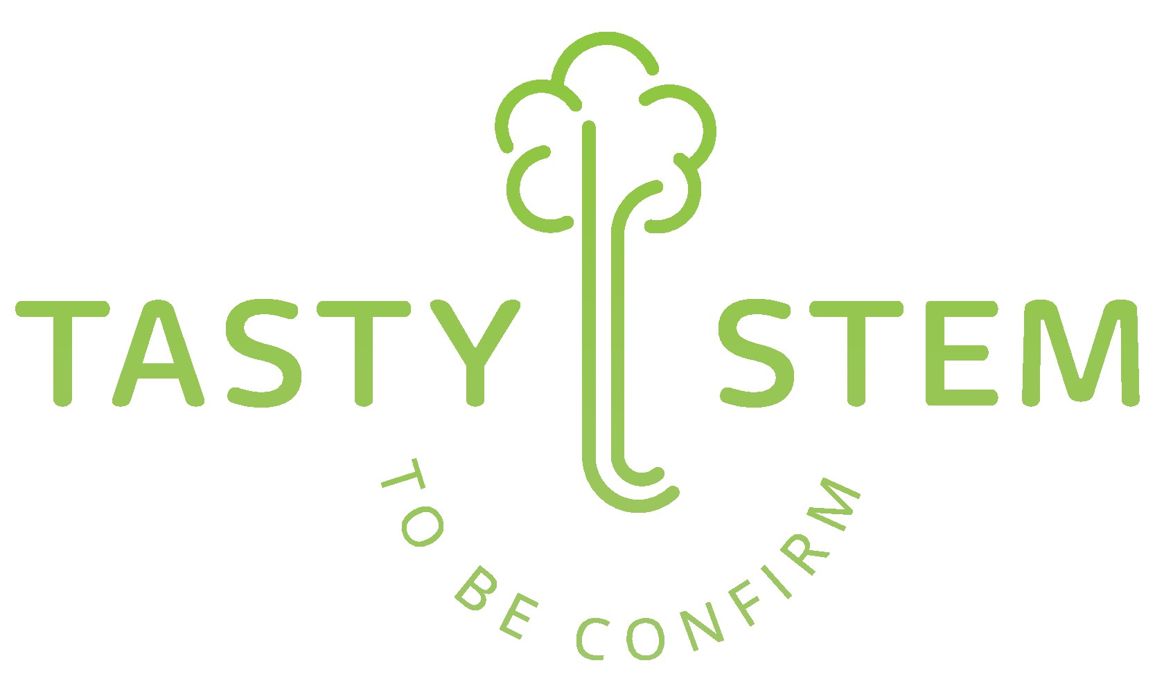 Tasty Stem Logo - Brocollini -