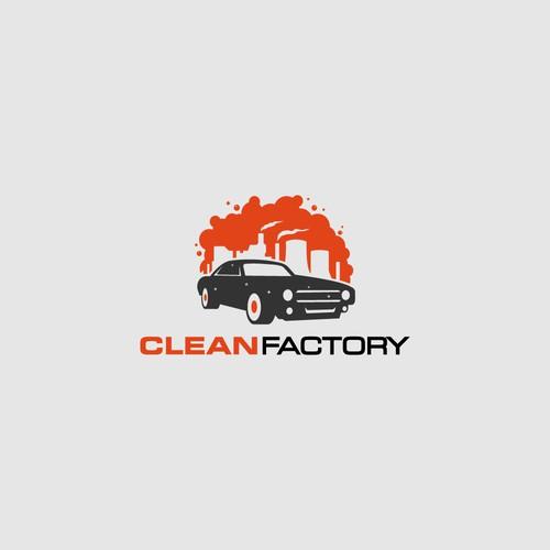 car wash factory