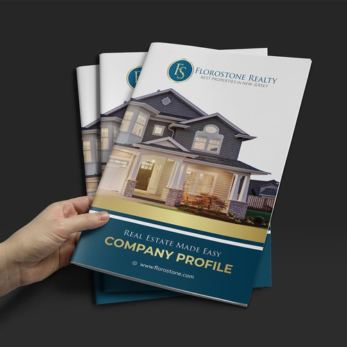 Design a modern Real Estate Booklet to reach sellers