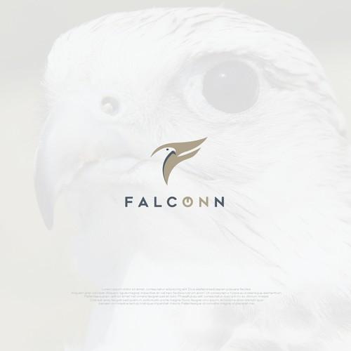 Falcon Character for Falconn Logo