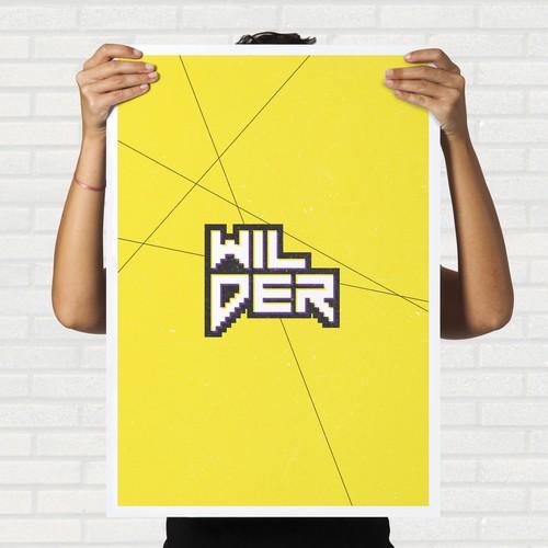 """Logo Design for """"Wilder"""""""