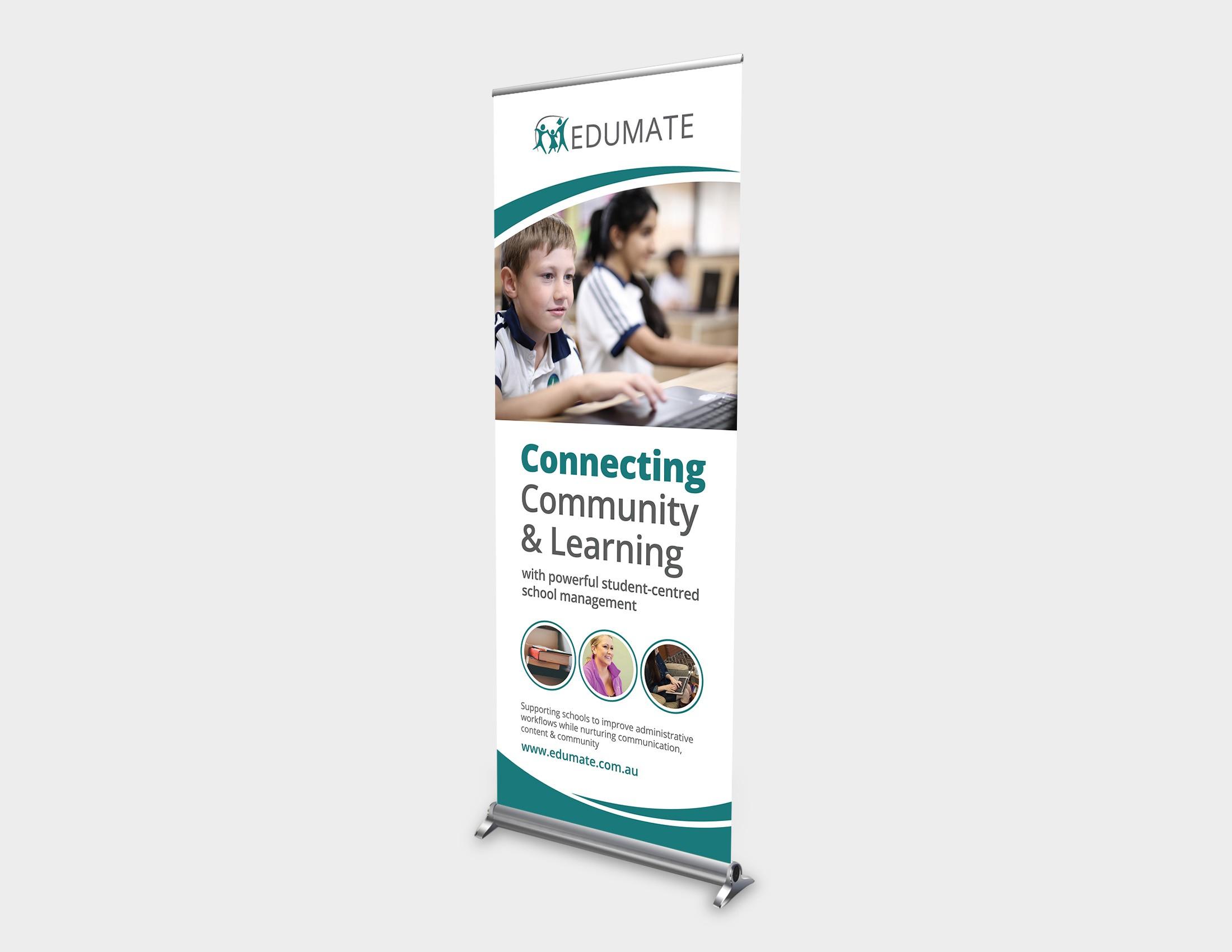 Conference Banner Design